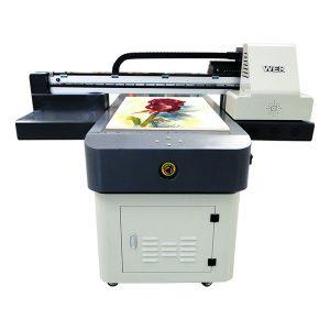 uv flatbed printer a2 pvc karta uv tiskací stroj digitální inkoustová tiskárna dx5