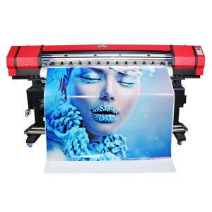 široký formát 6 barev flexo banner nálepka solventní inkoustová tiskárna