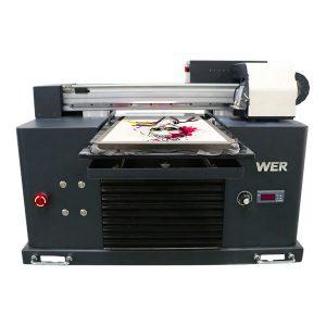 a4 plošinový dtg přímo na oděvní tiskařský stroj t-shirt tiskárna