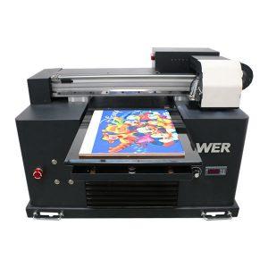 a2 a3 velkoformátový digitální inkoustový tisk uv flatbed tiskárny