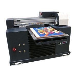 nový design mini led flatbed a3 a4 velikost desktop epson uv tiskárna