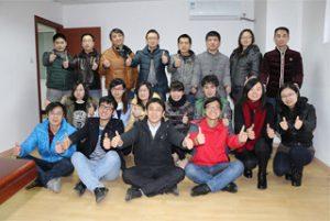 B2B pracovníci v ústředí, 2015 4