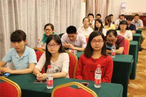 Setkání skupiny v hotelu Wanxuan Garden, 2015 2