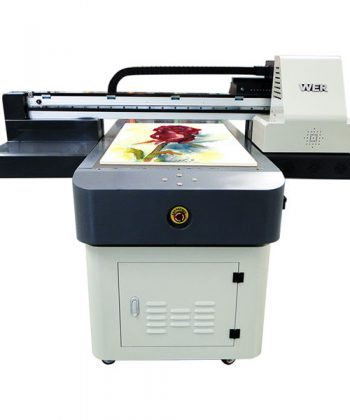 LED UV Plochá Tiskárna