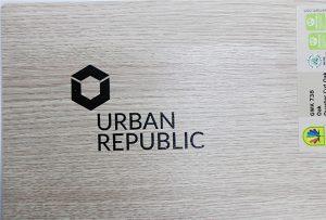 Tisk loga na dřevěných materiálech WER-D4880UV 2