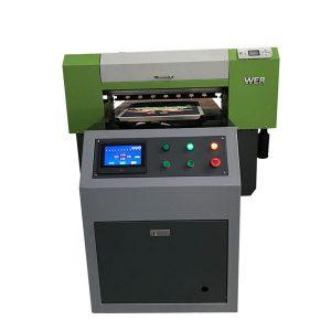 Nejprodávanější T-shirt Textilní Ploché Tiskárna Akrylové Oblečení Tiskárna Plochý Tisk Stroj