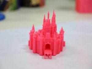 Jednorázové 3D tiskové řešení