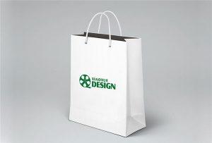 Papírový sáček-tisk-vzor-tisk-by-A1-velikost-uv-printer-WER-EP6090UV