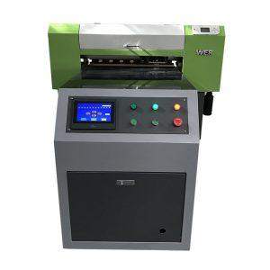 Pvc tiskárna velkoformátové plátno tiskárna golfový míček tiskový stroj WER-ED6090UV